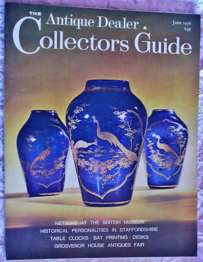 The Antique Dealer and Collectors Guide ~ June 1976