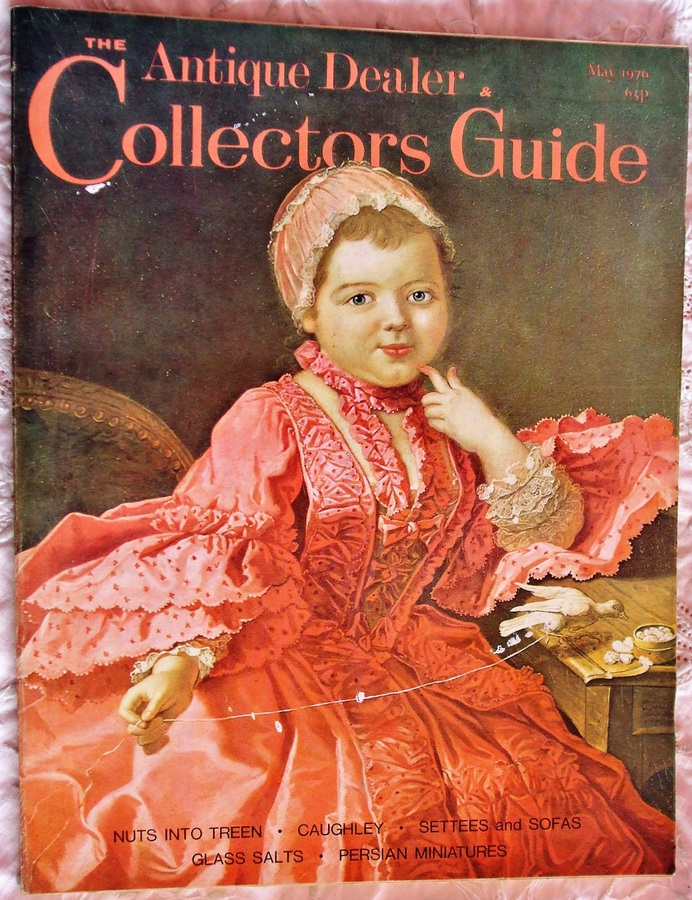 The Antique Dealer and Collectors Guide ~ May 1976