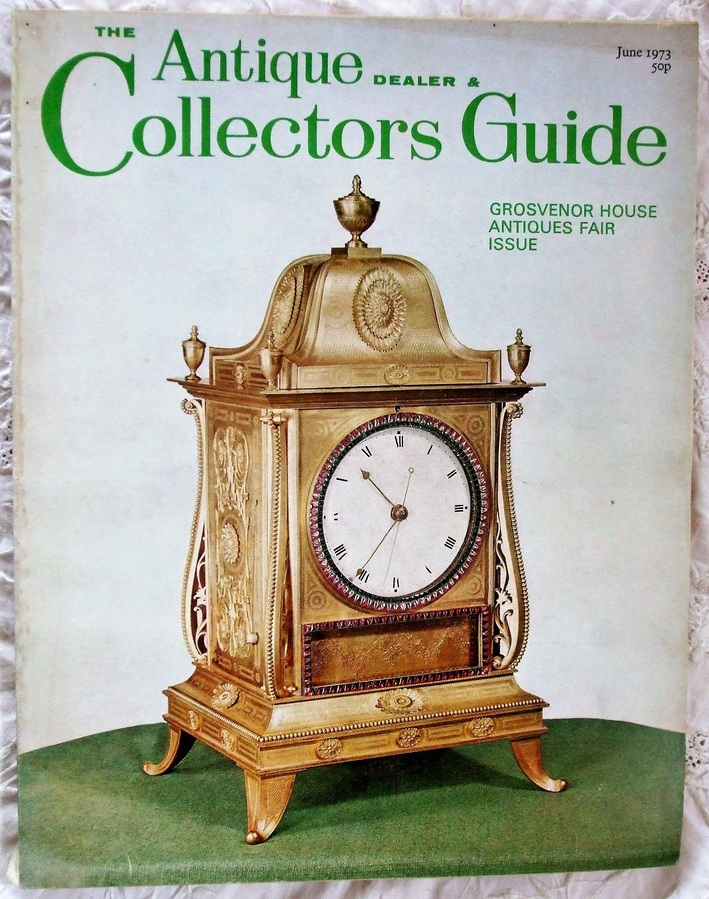 The Antique Dealer and Collectors Guide ~ June 1973
