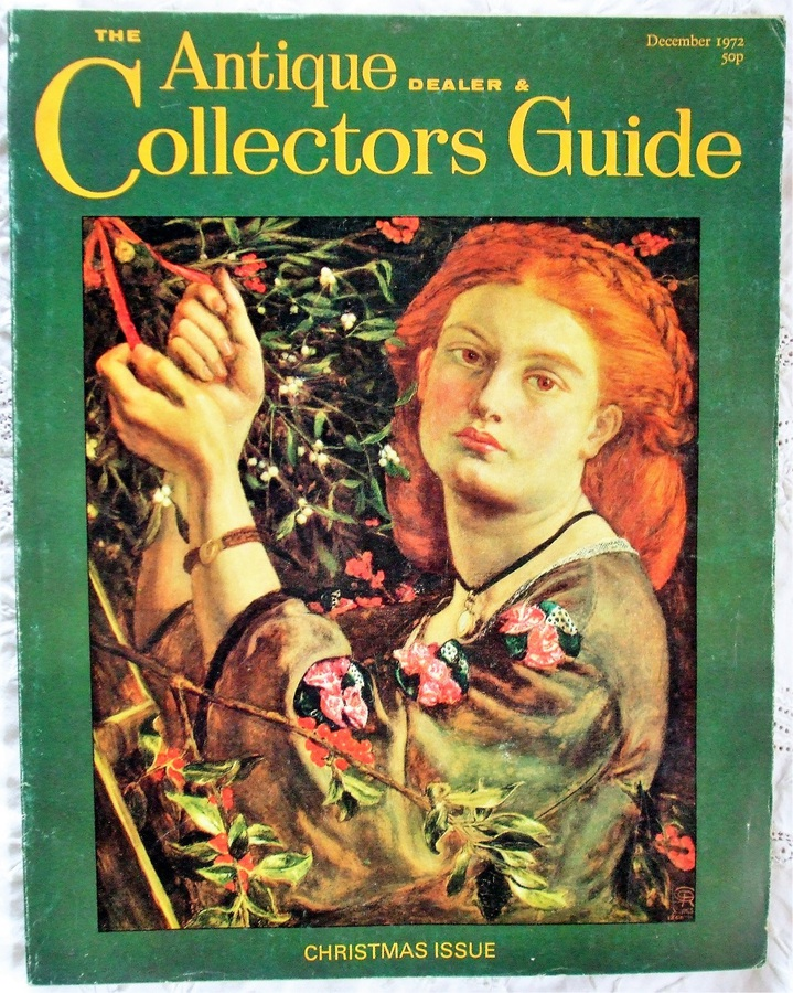 The Antique Dealer and Collectors Guide ~ December 1972