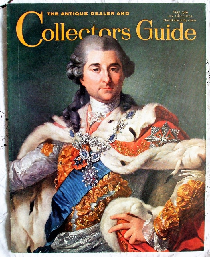 The Antique Dealer and Collectors Guide ~ Vol. 23 ~ No. 10 ~ May 1969
