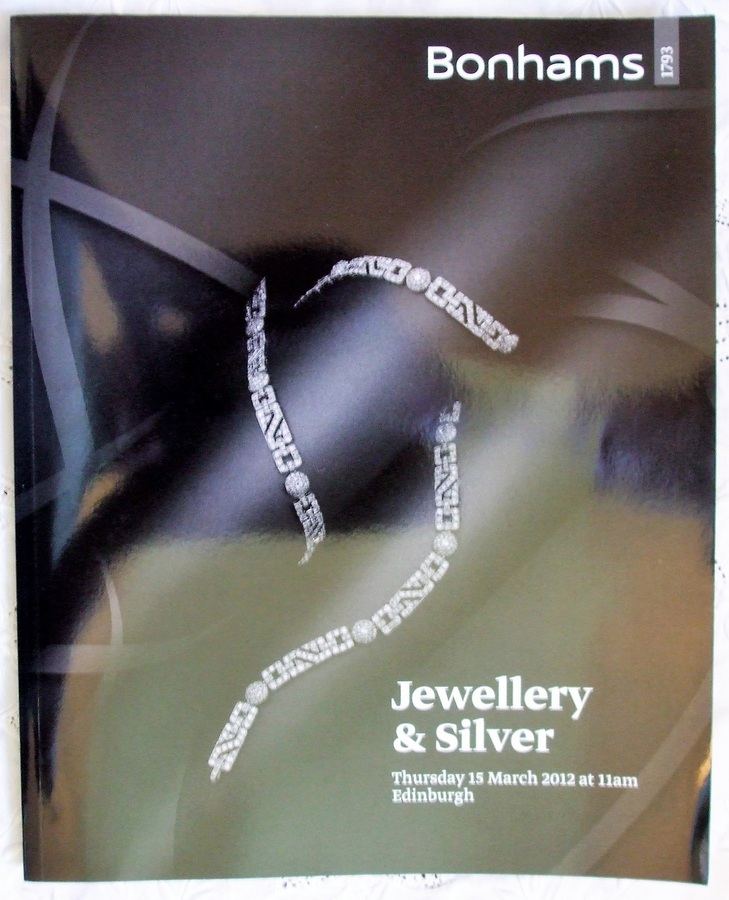 Bonhams ~ Jewellery & Silver ~ Edinburgh ~ 15. 03. 2012