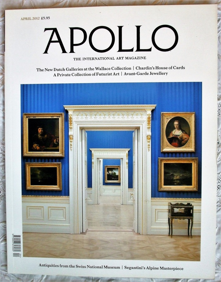 Apollo ~ Vol. CLXXV ~ No. 597 ~ April 2012