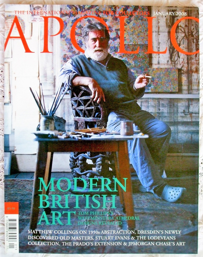 Apollo ~ Vol. CLXVII ~ No. 550 ~ January 2008