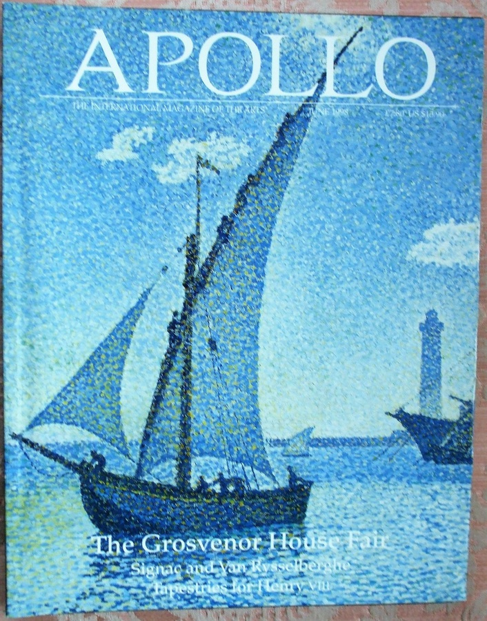 Apollo ~ Vol. CXLVII ~ No. 436 ~ June 1998