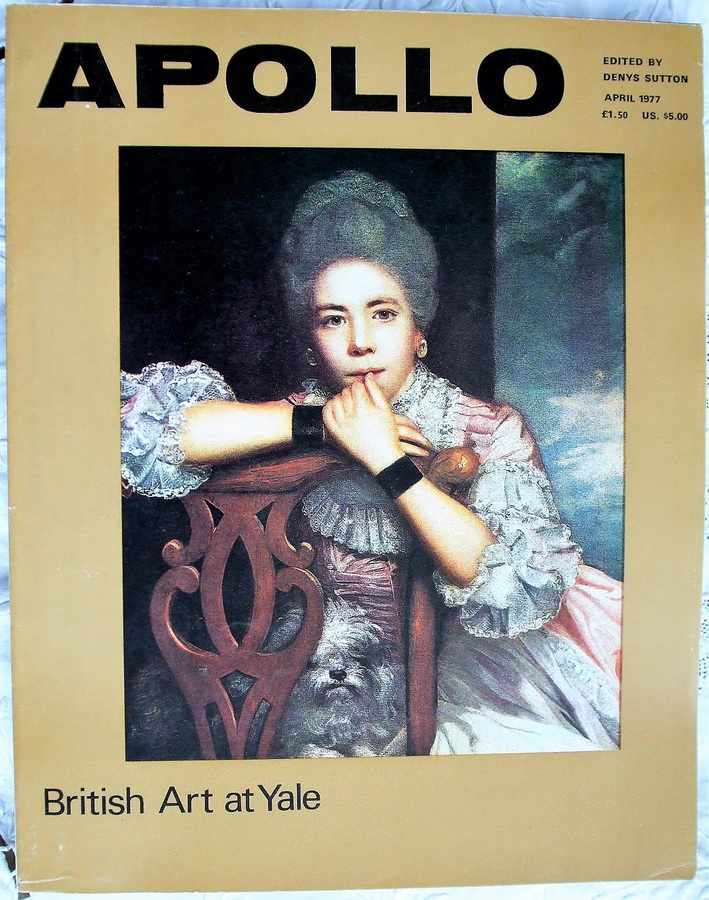 Apollo ~ Vol. CV ~ No. 182 ~ April 1977