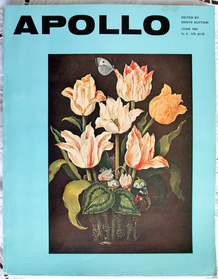 Apollo ~ Vol. LXXVII ~ No. 16 ~ June 1963