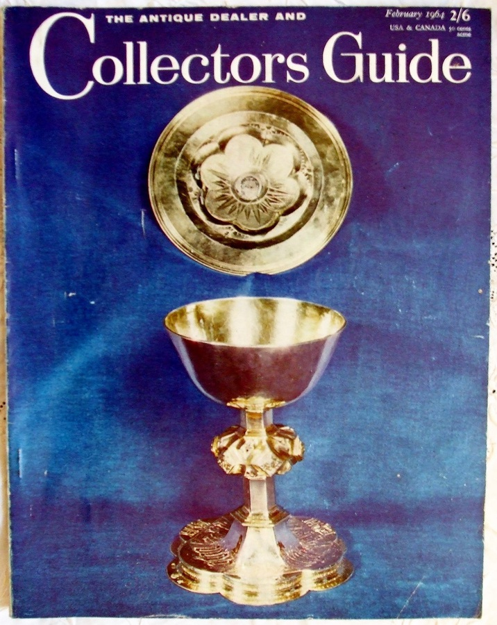The Antique Dealer and Collectors Guide ~ Vol. 18 ~ No. 7 ~ February 1964
