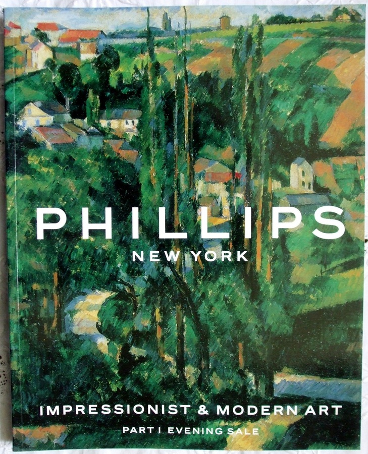 Phillips ~ Impressionist and Modern Art ~ New York ~ 06. 11. 2000