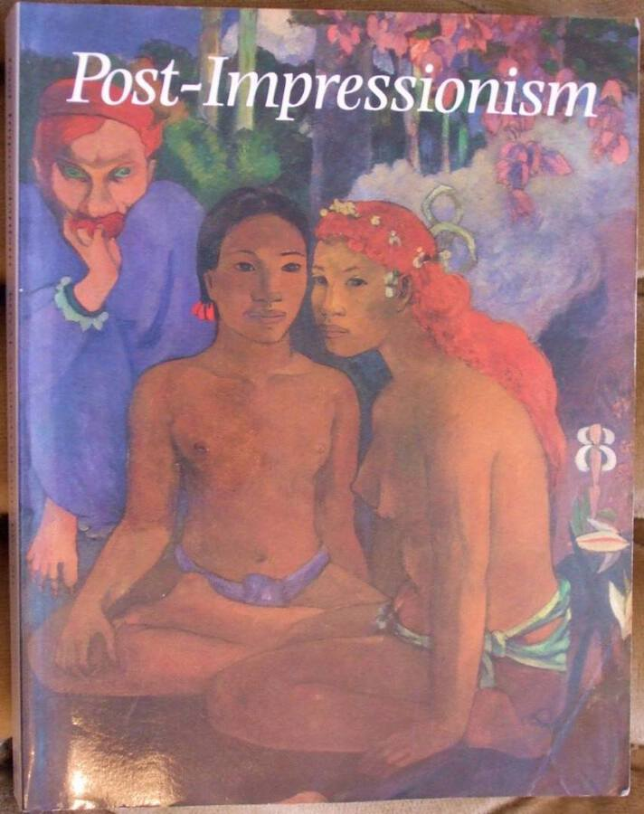 Post Impressionism ~ Royal Academy of Arts ~ 1979 - 80