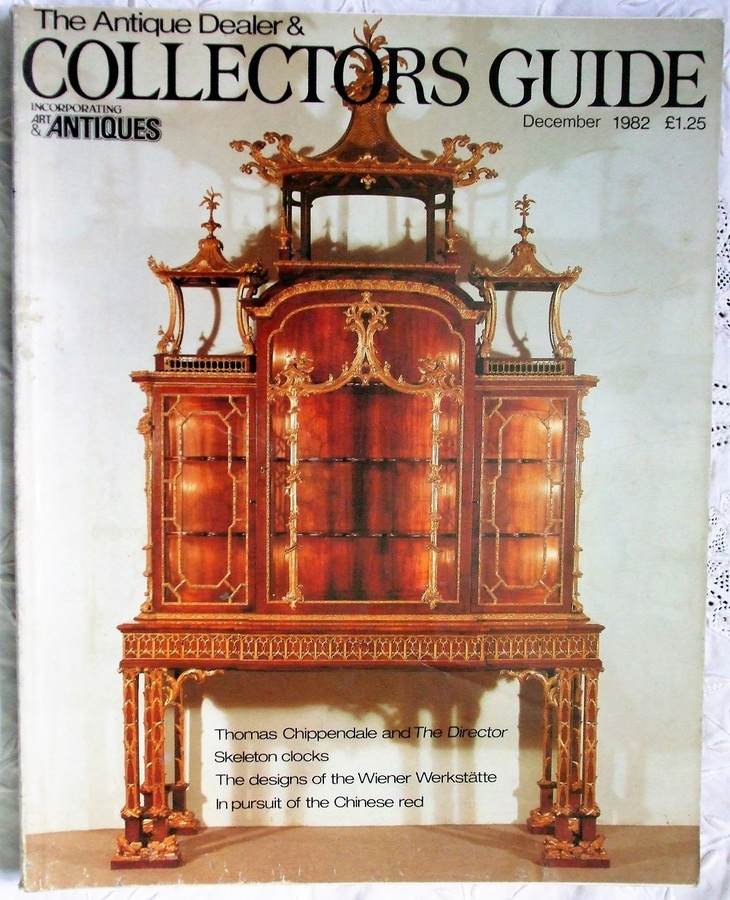 The Antique Dealer and Collectors Guide ~ December 1982