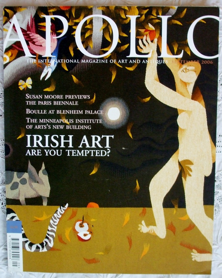 Apollo ~ Vol. CLXIV ~ No. 535 ~ September 2006