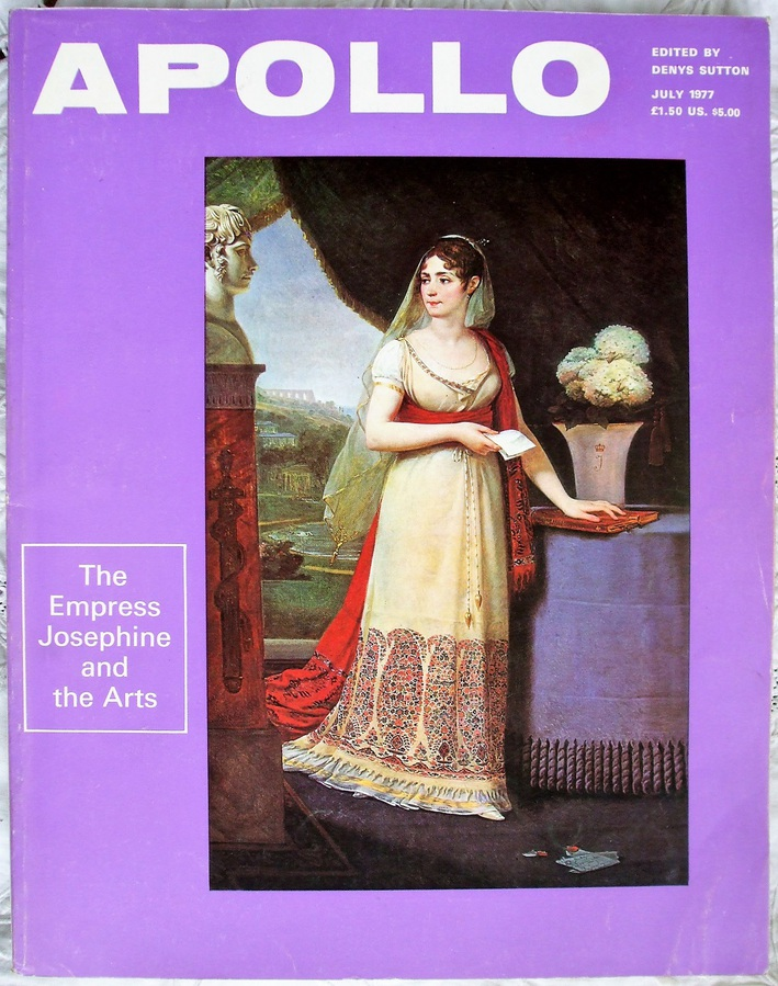 Apollo ~ Vol. CVI ~ No. 185 ~ July 1977