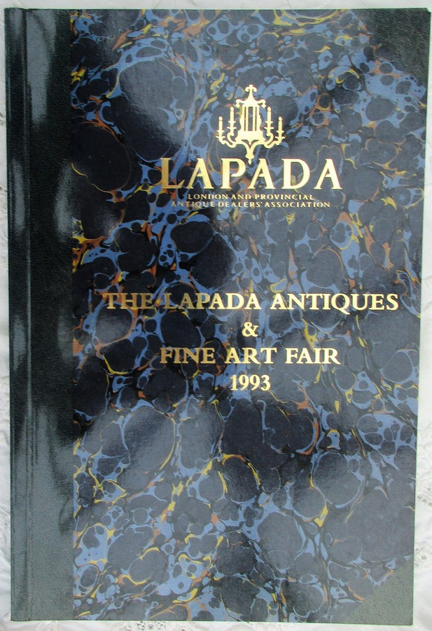 The LAPADA Antiques & Fine Art Fair 1993 ~ N.E.C. Birmingham