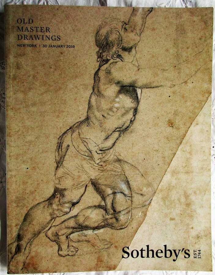 Sotheby's ~ Old Master Drawings ~ New York ~ 30. 01. 2019