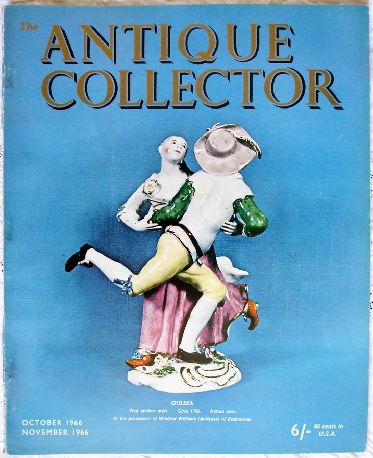 The Antique Collector ~ Vol. 37 ~ No. 5 ~ October - November 1966