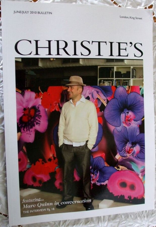 Christie's Bulletin ~ June / July 2010