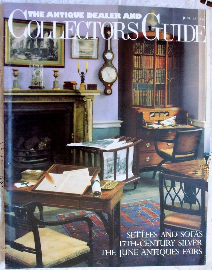 The Antique Dealer and Collectors Guide ~ June 1987