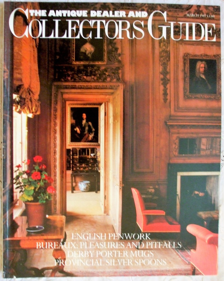The Antique Dealer and Collectors Guide ~ March 1987