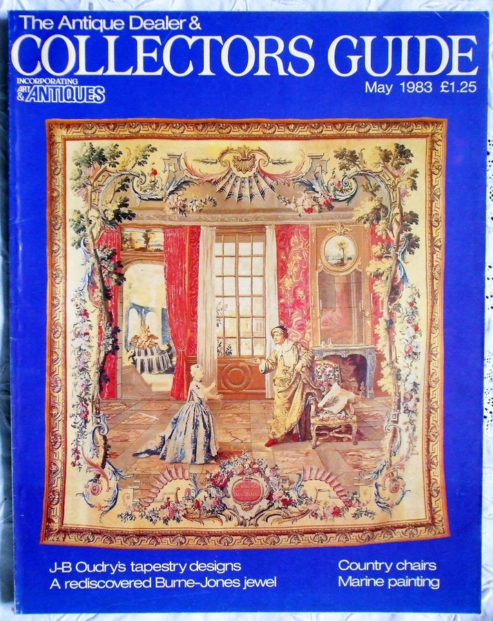The Antique Dealer and Collectors Guide ~ May 1983