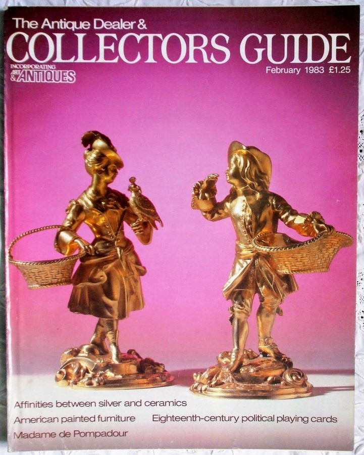 The Antique Dealer and Collectors Guide ~ February 1983
