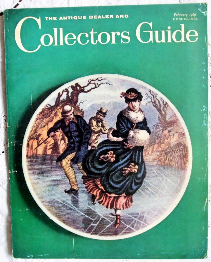 The Antique Dealer and Collectors Guide ~ Vol. 23 ~ No. 7 ~ February 1969
