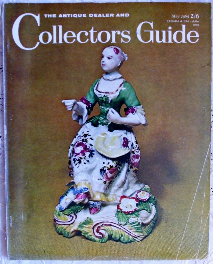 The Antique Dealer and Collectors Guide ~ Vol. 19 ~ No. 10 ~ May 1965