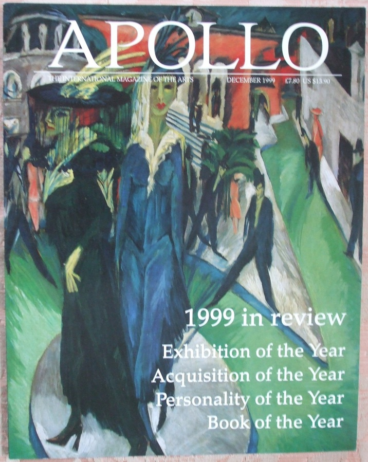 Apollo ~ Vol. CL ~ No. 454 ~ December 1999