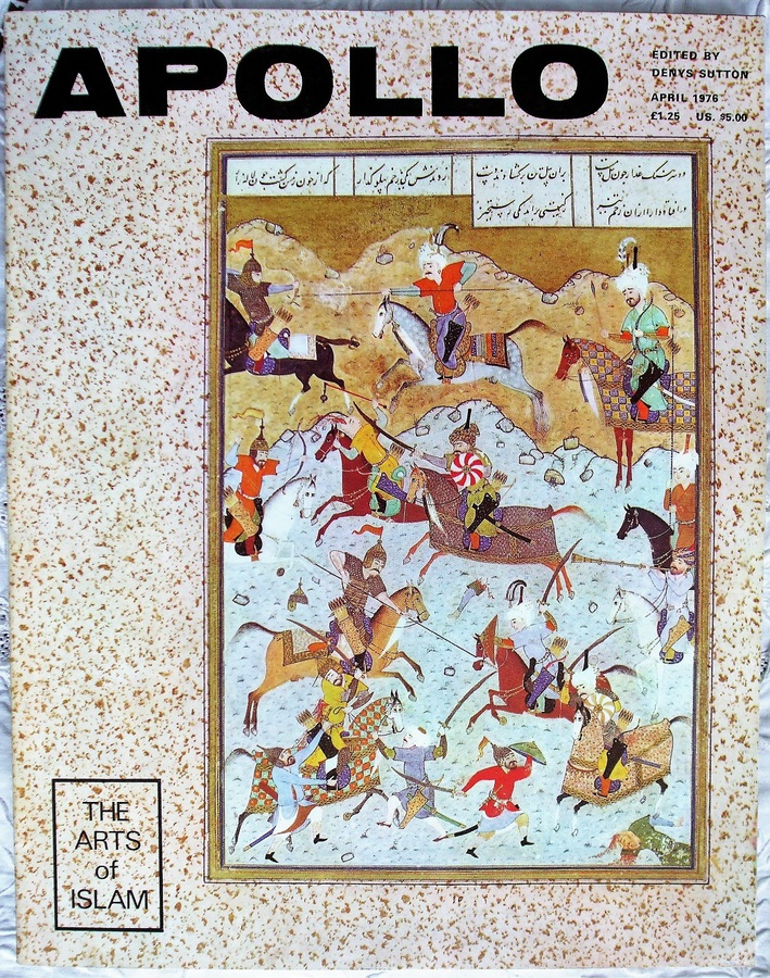 Apollo ~ Vol. CIII ~ No. 170 ~ April 1976