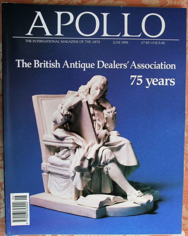 Apollo ~ Vol. CXXXVII ~ No. 376 ~ June 1993