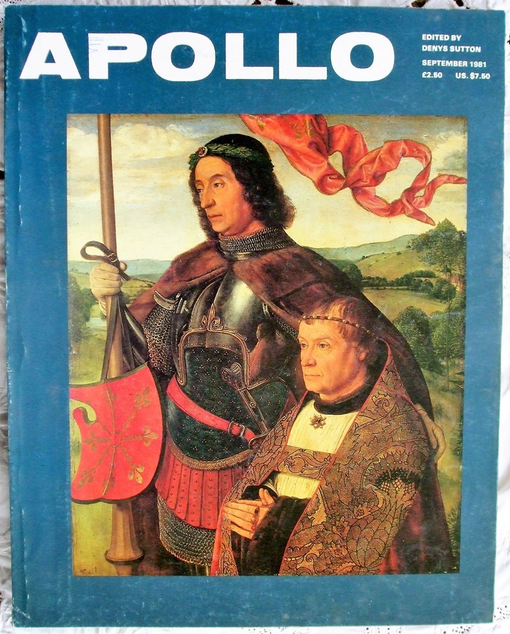 Apollo ~ Vol. CXIV ~ No. 235 ~ September 1981