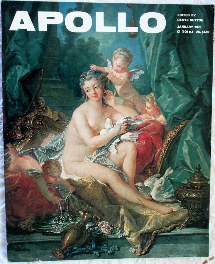 Apollo ~ Vol. XCVII ~ No. 131 ~ January 1973