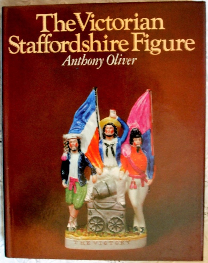 Antique The Victorian Staffordshire Figure ~ Anthony Oliver