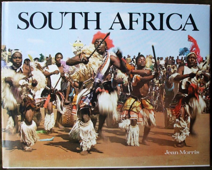 Antique South Africa ~ Jean Morris