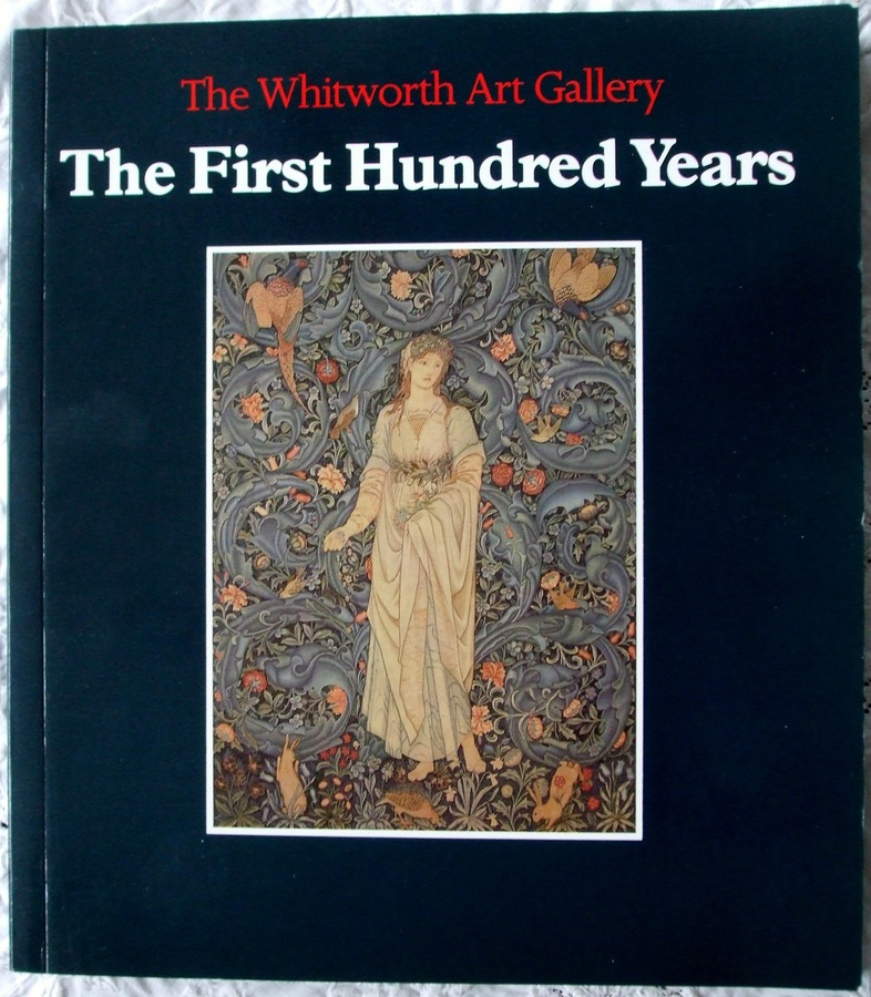 Antique The Whitworth Art Gallery ~ The First Hundred Years ~ C.R. Dodwell, { Ed. }