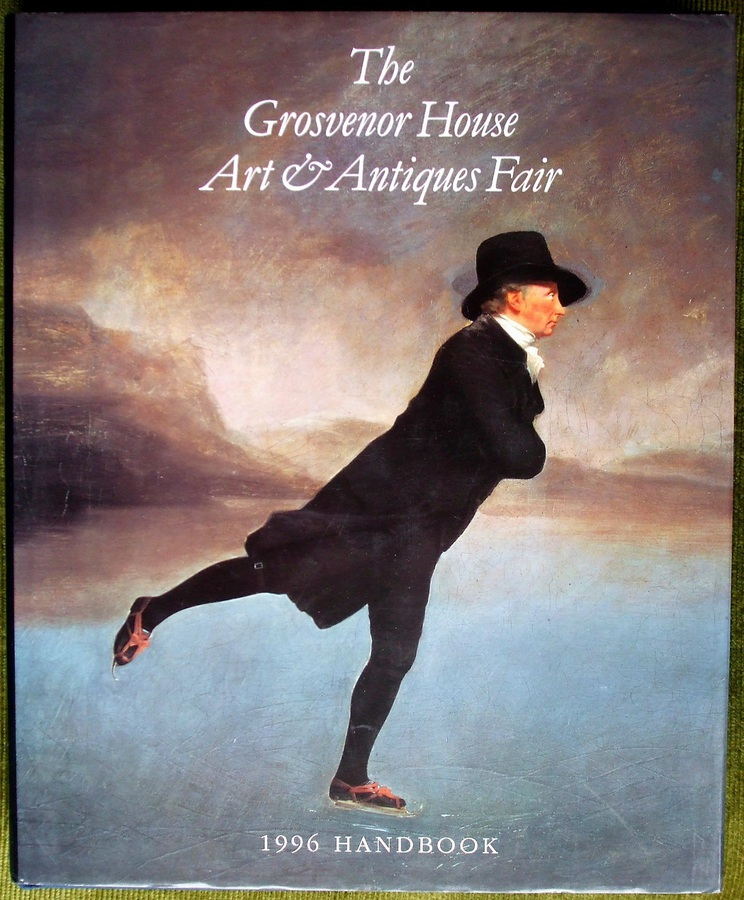 Antique The Grosvenor House Art & Antiques Fair ~ London ~ 1996 Handbook