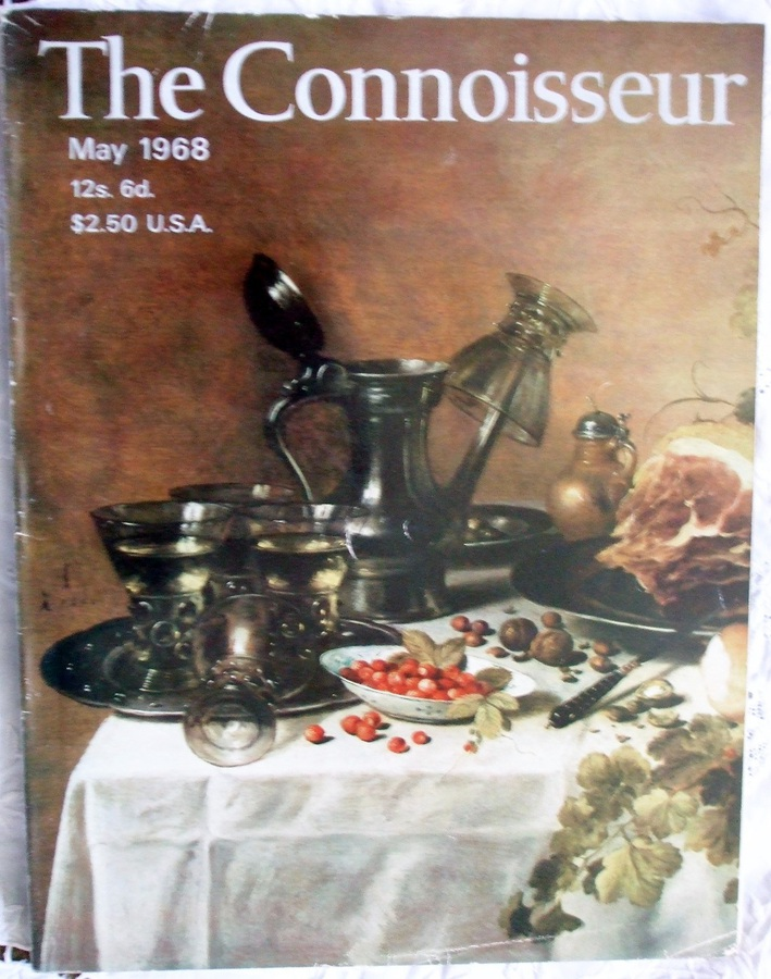 Antique The Connoisseur ~ Vol. 168 ~ No. 675 ~ May 1968