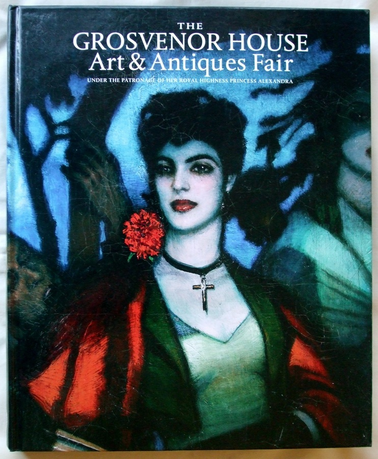 Antique The Grosvenor House Art & Antiques Fair ~ London ~ 2004 Handbook