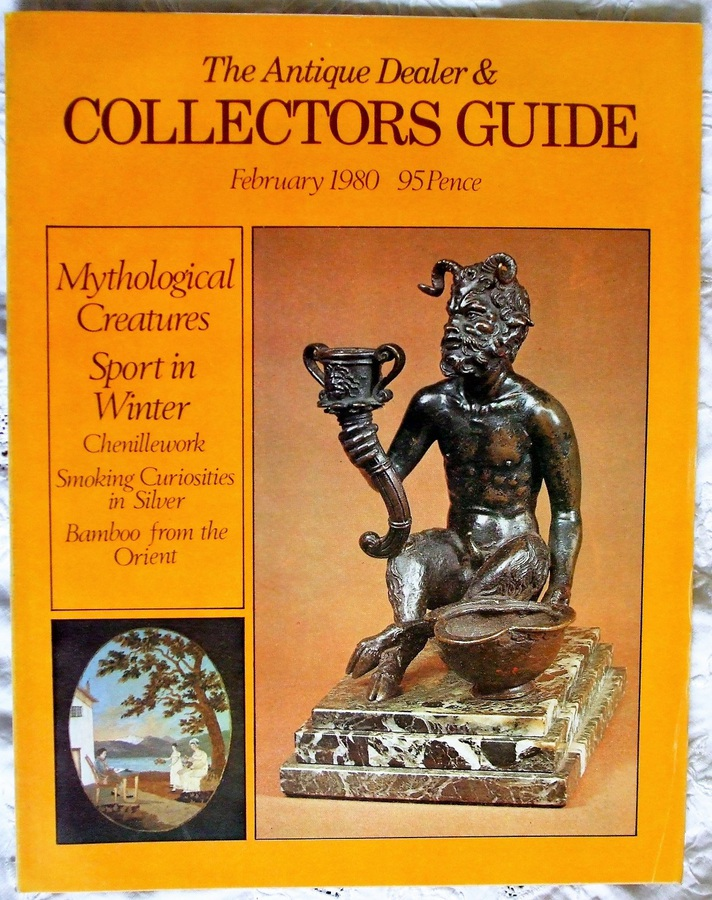 Antique The Antique Dealer and Collectors Guide ~ February 1980