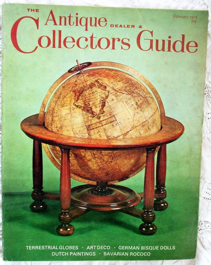 Antique The Antique Dealer and Collectors Guide ~ February 1973