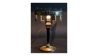 Antique Antique Desk Lamp ART.DECO 20th