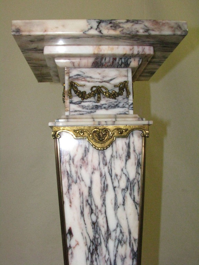 Antique COLUMN  MARBLE 20th