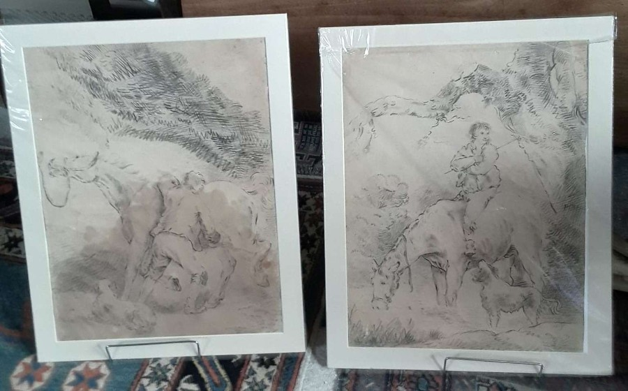 George Morland Prints