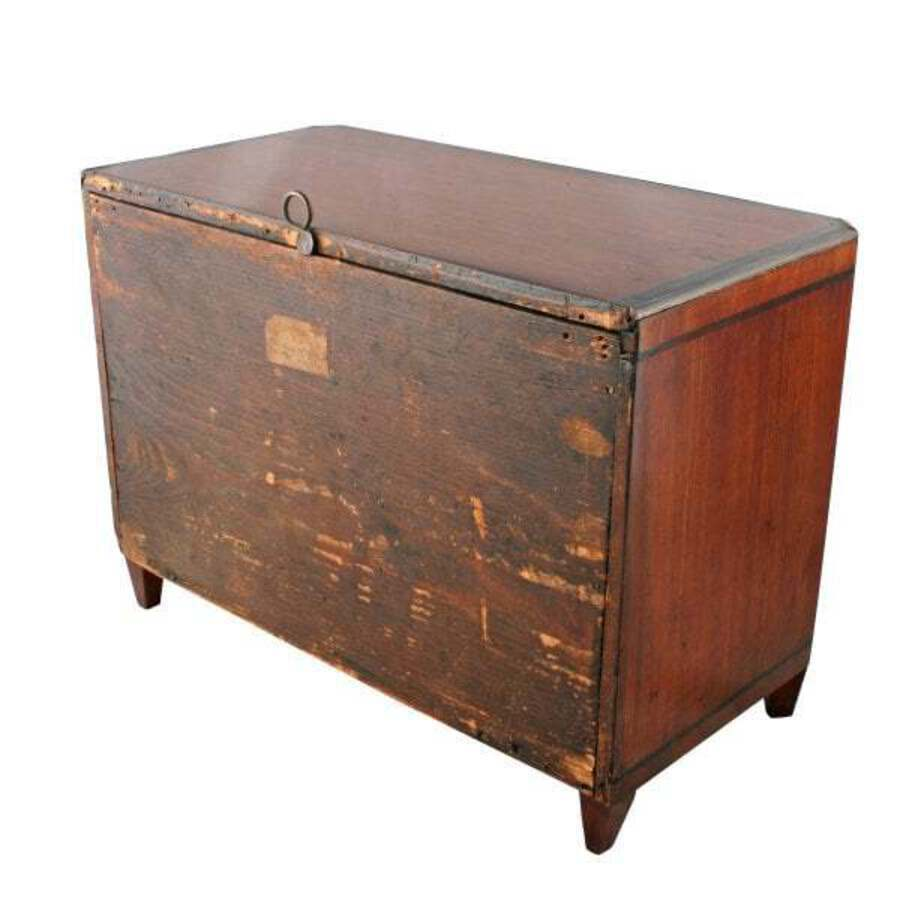 Antique Georgian Miniature Dutch Chest