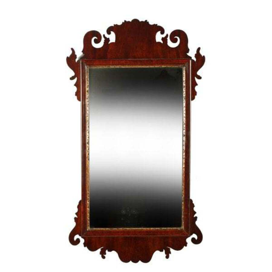 18th Century Chippendale Mirror SOLD