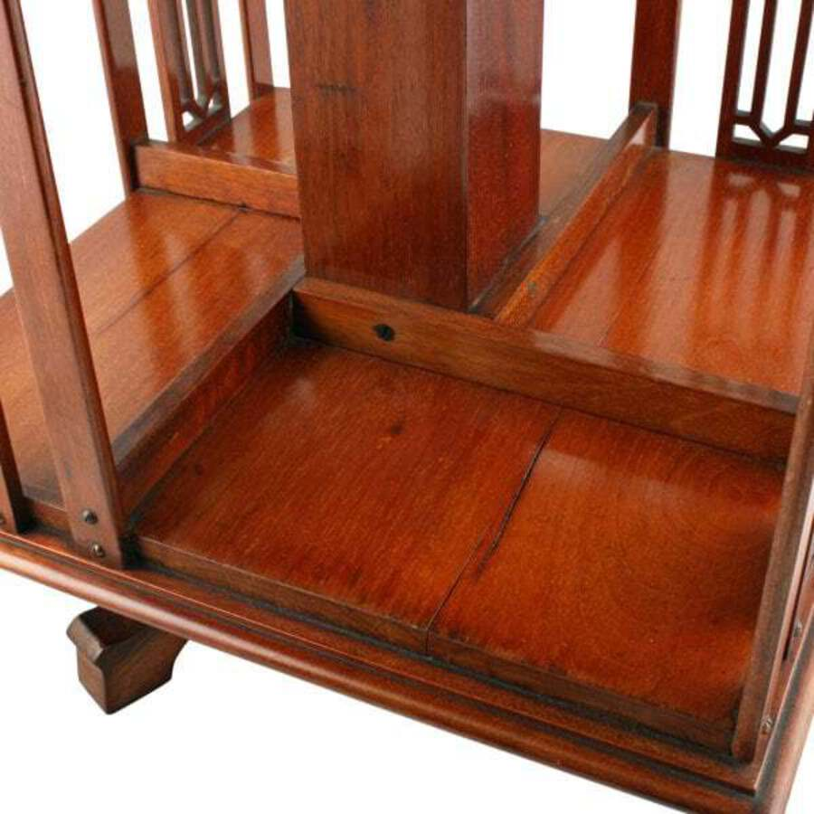 "Antique ""Liberty"" Table top Revolving Bookstand SOLD"