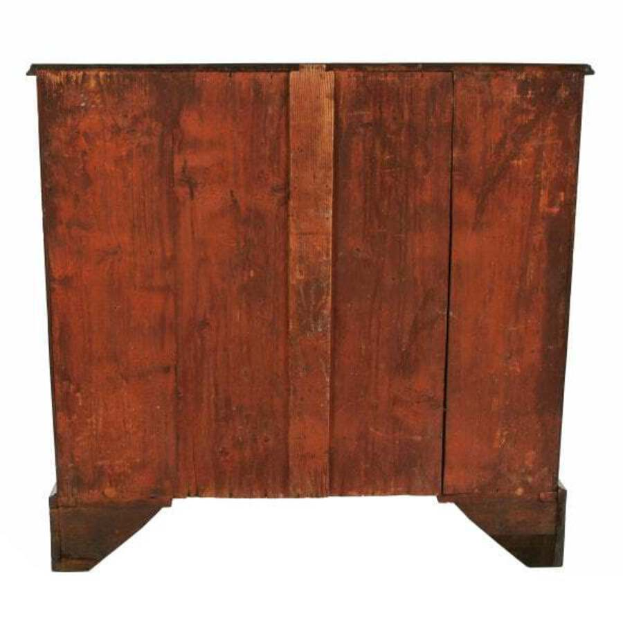 Antique George III Mahogany Chest