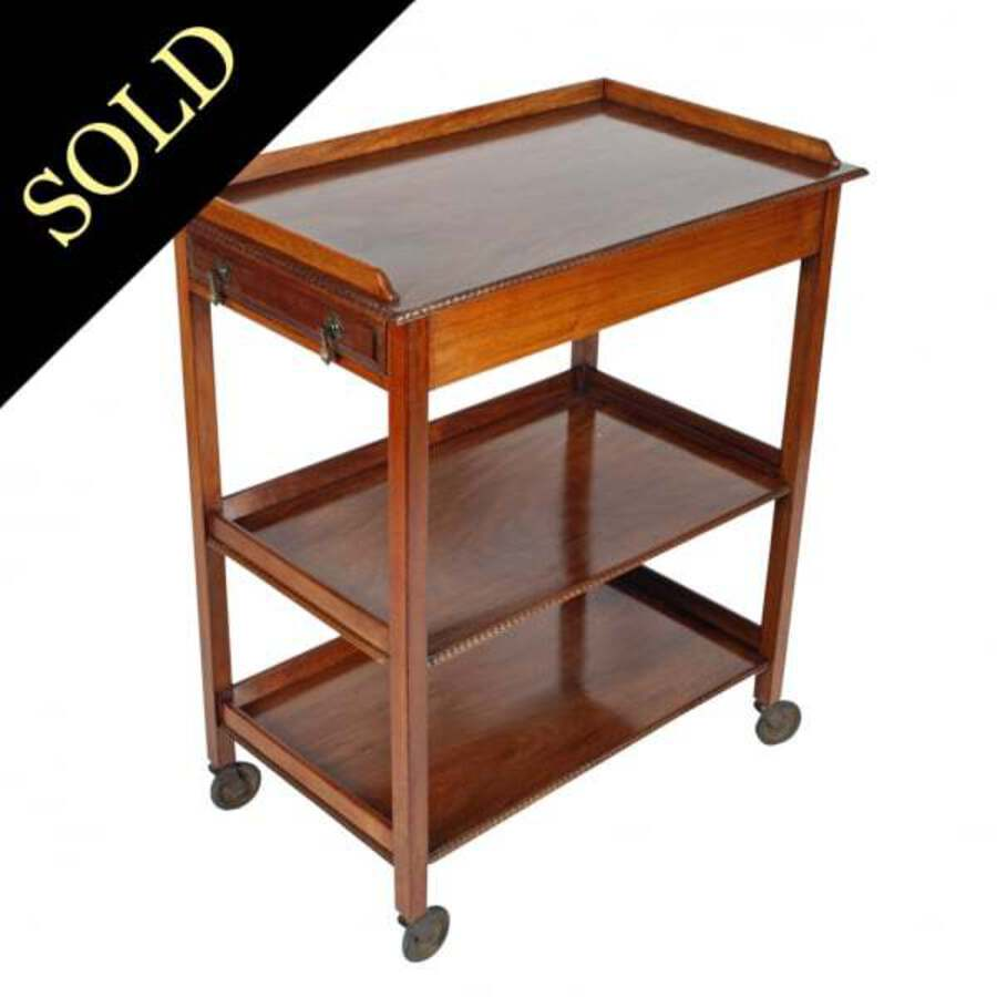 Three Tier Tea Trolley