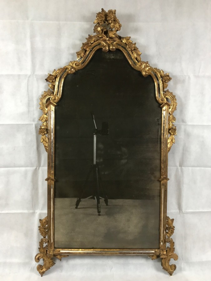 Mirror 18th Century Italy (Liguria)