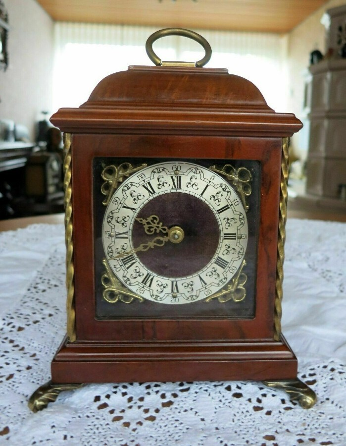 Very rare Antique Vintage Warmink Wuba Mantel clock